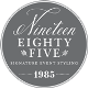 Nineteen Eighty Five Mobile Retina Logo