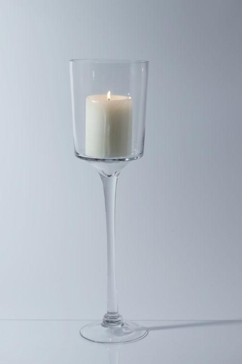 Large Wine Glass Vase Nineteen Eighty Five