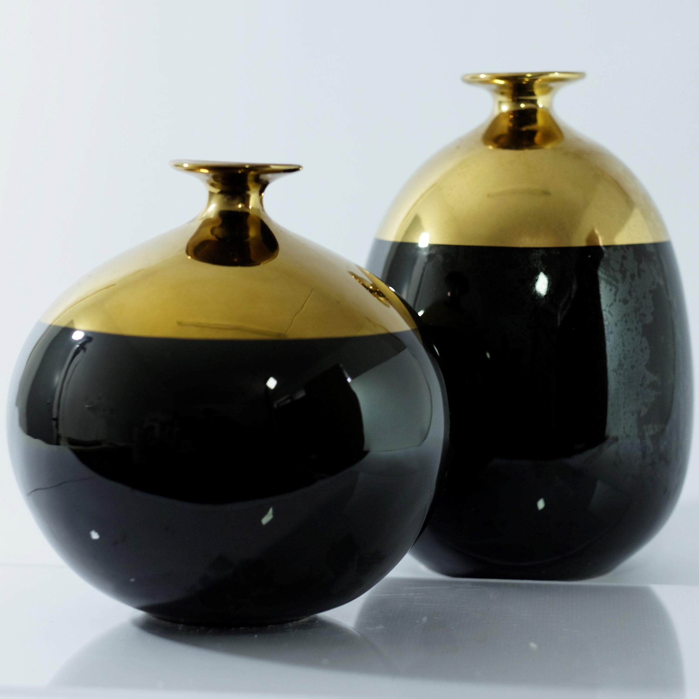 Black gold tall vase nineteen eighty five black gold tall vase reviewsmspy