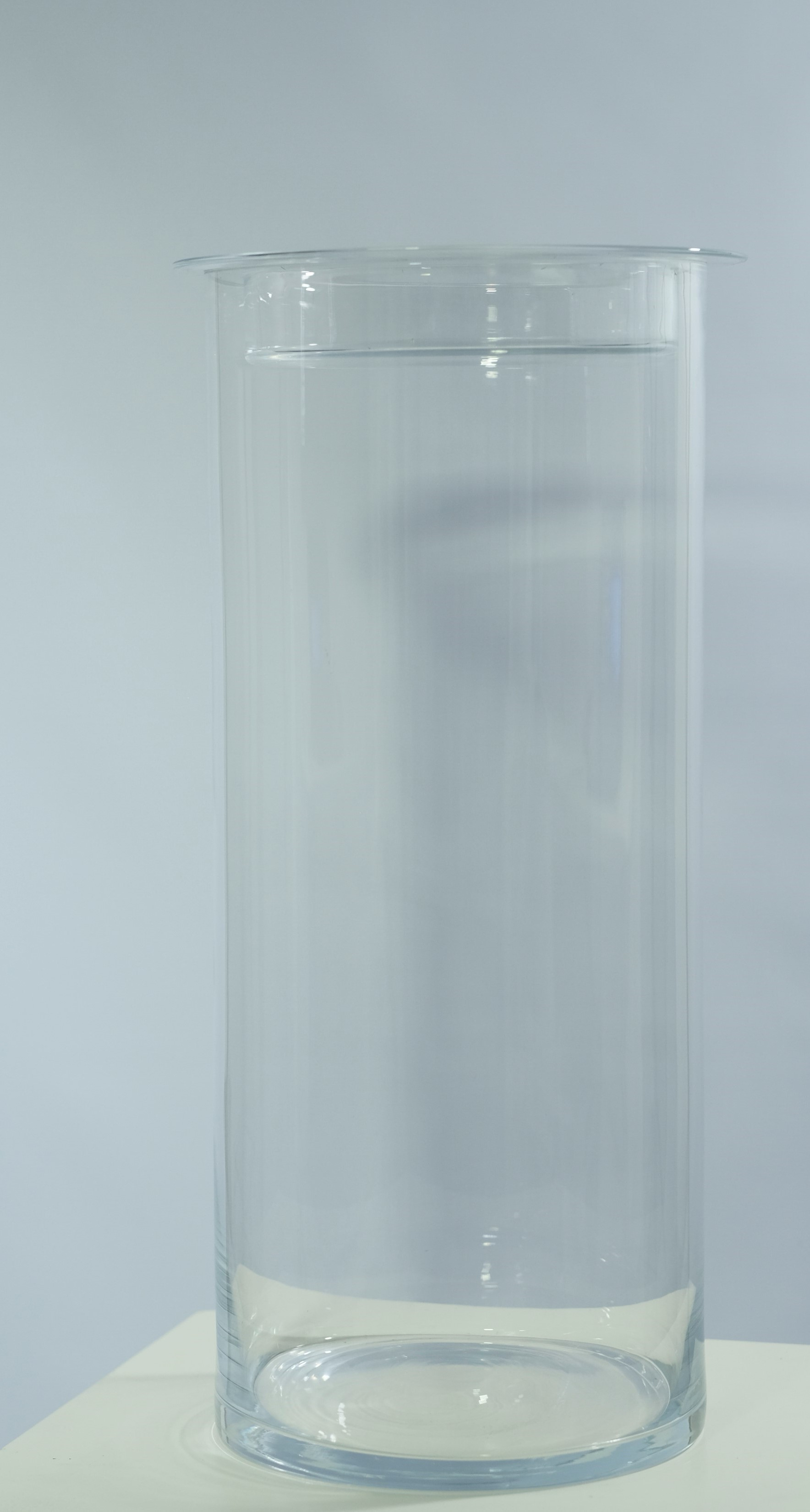 vase glass and flowers cylinder x wholesale vases supplies mtc